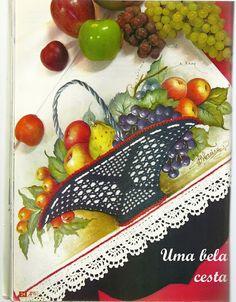 barras e bicos de croche - catia amelia Abrunhoza - Álbuns da web do Picasa