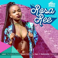 Audio: Rosa Ree - Daw | MP3 Download