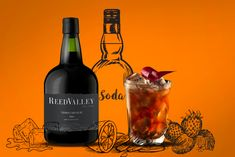 Easy-to-prepare cocktail recipes made using ReedValley's Vinho Cabo Rubi (Cape Ruby Port). Cocktail Recipes, Cocktails, Wines, Red Wine, Spicy, Alcoholic Drinks, Food, Craft Cocktails, Essen