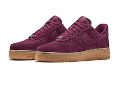 Nike WMNS Air Force 1 07' Suede