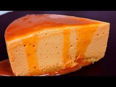 Tarta fácil de DULCE DE LECHE (tarta sin horno) - YouTube