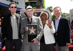 Star Trek Crew Turns Out To Celebrate Walter Koenig's Hollywood Star