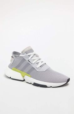 sale retailer 7b71d 67a16 adidas POD-S3.1 Gray Shoes