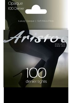 Aristoc 100 Denier Opaque Tights In Stock At UK Tights