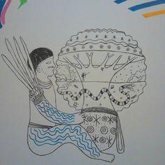 Mitologia cultura e história dos índios do Rio de Janeiro e do Brasil na exposição Dja Guata Porã no MAR. #abussolaquebrada #exposição #arte #cultura #MAR #museudeartedorio #riodejaneiro #RJ #índios # art #culture #indígena #unidosporai #unitedaround
