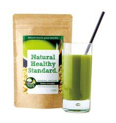 「Natural Healthy Standard.」から豆乳抹茶味のスムージーが発売!