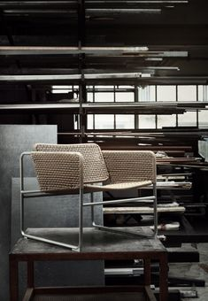 IKEA and Piet Hein Eek have worked together on their Industriell collection that makes unique design affordable.
