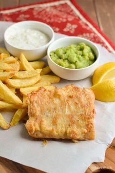 Slimming Eats Best Ever Low Syn Fish and Chip Fakeaway Night - gluten free, dairy free, Slimming World and Weight Watchers friendly