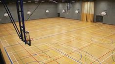 Omnisports is quickly becoming one of the most popular sports surfaces in North America. This video offers a 1-minute glance at what makes Omnisports the ideal multi-use sports floor.