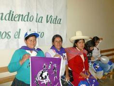 Fotos - Categoría: Main dans la main - 24 heures d'action féministe à travers du monde - Marche mondiale des femmes. PERU.