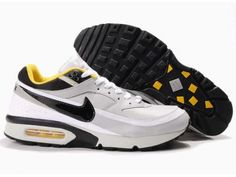 new products cb2db 5169a Nike Air Max BW White-Black 358797 021 Nike Air Max Plus, Cheap Nike