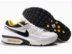 new products cb2db 5169a Nike Air Max BW White-Black 358797 021 Nike Air Max Plus, Cheap Nike