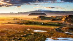 Dyrholaey, Iceland