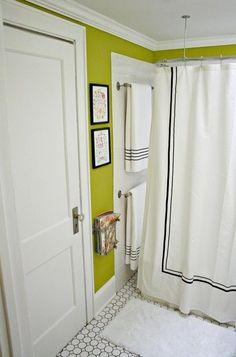 bathroom color!