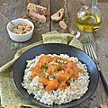 Curry de butternut à la cacahuète #vegan