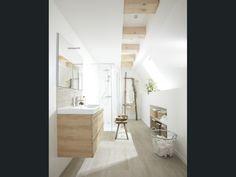 une salle de bain pleine de zenitude