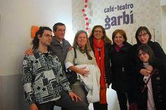 Encuentro con el Club de Lectura de «Café Garbí»-Alicante ~ El BLOG DE MARÍA SERRALBA