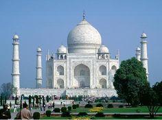 Taj Mahal Taj Mahal, Building, Places, Travel, Viajes, Buildings, Destinations, Traveling, Trips