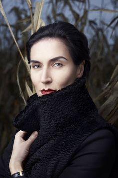 Ieva Prudnikovaitė for L'Officiel Magazine, December 2013