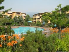 Condominium for Sale - 11 - 714 Riverside AVE, Sicamous, BC V0E 2V0 - MLS® ID 10089615.  Furnished, well kept 2 Bedroom, 2 Bathroom, level entry 1998 Condo in the beautiful Mara Landing Complex. This lovely condo is looking on to the beautifully landscaped courtyard and outdoor heated pool. Investment Property, Property For Sale, Lots For Sale, Great Vacations, Heated Pool, Beach Fun, Condominium, Mountain View, Landing