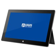 Logos is giving away a Microsoft Surface with Windows 8 Pro fully loaded with Logos 5, their new version