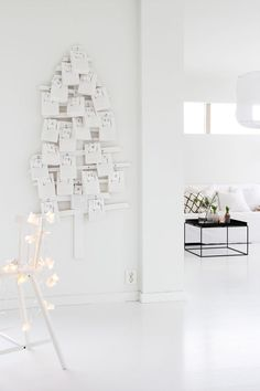 ideas for advent calendars, diy, free templates for advent calendars via http://www.scandinavianlovesong.com/