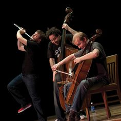 Live Connections - PROJECT Trio + Friends Select Ensemble at World Cafe Live . #SEPTA Routes: 9, 21, 31, 42, Broad Street Line