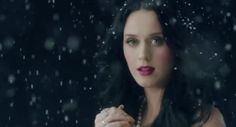 """Katy Perry  """"Unconditionally"""" MV Make Up Love the berry lip!"""