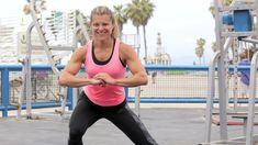 Leg Day Workout: 3 Leg Exercises that Tone and Tighten: Video - HealthiNation