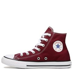 91921a93d21c Converse Kids  Chuck Taylor All Star High Top Sneakers (Burgundy) Burgundy  Boots