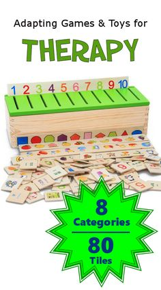 Categories include clothing, vehicles, fruit, animals, vegetables and more. Therapy Games, Activities To Do, Occupational Therapy, Speech And Language, Fine Motor Skills, Social Skills, Child Development, Pediatrics, Fruit Animals
