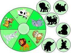Emotions Preschool, Farm Animals Preschool, Farm Animal Crafts, Animal Crafts For Kids, Preschool Education, Preschool Learning Activities, Preschool Worksheets, Toddler Activities, Preschool Activities