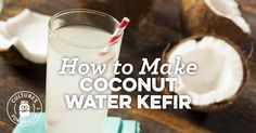 Coconut water kefir Learn to make the popular probiotic beverage for a fraction of the cost of buying it at the local health food store. Kefir Benefits, Coconut Water Benefits, Coconut Oil Weight Loss, Weight Loss Water, Kefir Recipes, Water Recipes, Blender Recipes, Jelly Recipes, Canning Recipes