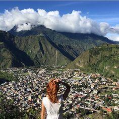 Baños de Agua Santa, Tungurahua.