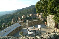 Case Latine, une maison d'hôte en Corse construite dans les nuages
