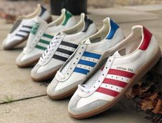 low priced 9fc58 c4eb7 Full colour selection of vintage AS250 s... Retro Adidas Shoes, Retro  Sneakers,