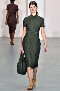Jasper Conran Spring/Summer 2017 Ready To Wear Collection British Vogue Jasper Conran, Day Dresses, Casual Dresses, Fashion Dresses, Dresses For Work, Summer Dresses, Fashion 2017, Fashion Show, Love Fashion