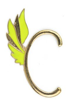 Light As A Feather Ear Cuff, $3.99