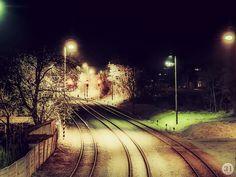 CityScape: Night Light 14