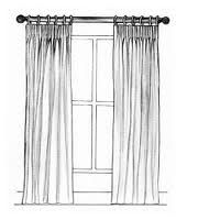 Exceptional Pinch Pleat Drapes