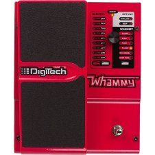 Whammy Effects MIDI Control Guitar Pedal