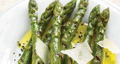 Griddled Asparagus – Filippo Berio