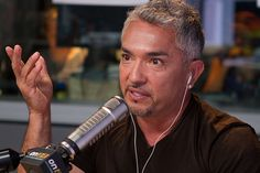 Cesar Millan Talks About His Life After 'The Dog Whisperer' [AUDIO] Ryan Seacrest with Pitbull today - a dog, not the artist Pitbull + Randy Jackson was On Air with Ryan Seacrest today. Great show - and Cesar Millan was super interesting. His story is encouraging, he's one of my favorite people to interview, and he  should tell his story more often. Sam Botta