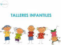 Talleres infantiles de Uevents en Metrópoli Gijón 2015