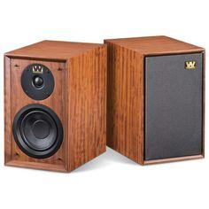 Wharfedale Denton Limited Edition 80th Anniversary bookshelf speakers