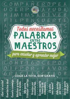 EL BLOG DE MANU VELASCO: PALABRAS ENTRE MAESTROS