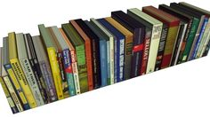Large preview of 3D Model of Books - Set 08