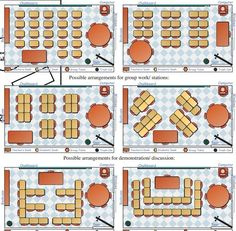 desk seating plans