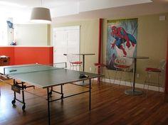 Newton House - traditional - basement - boston - Leslie Saul & Associates