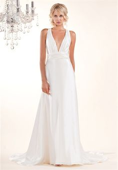 Yes I Would Absolutely Feel Comfortable Wearing This Low Cut Of A Gown In Church